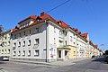 Floridsdorf (Wien) - Gemeindebau, Justgasse 9-17.JPG