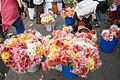 Flowers at City Market, Bangalore.jpg