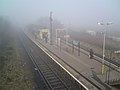 Foggy Bidston Station - geograph.org.uk - 1745427.jpg