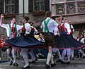Folk dance performance in Tyrol, Austria, EU.jpg