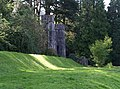 Folly, Homeyards Botanical Gardens, Shaldon - geograph.org.uk - 552788.jpg