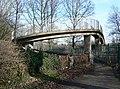 Footbridge across the A5 - geograph.org.uk - 683370.jpg