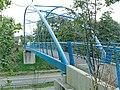 Footbridge over M4 at Morriston - geograph.org.uk - 985377.jpg