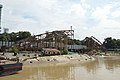 Footbridge under Construction - Babu Ghat - Hooghly River 2016-10-11 0280.JPG