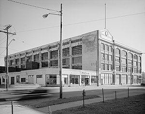 Cleveland Institute of Art - Image: Ford Motor Company Plant (Cleveland, Ohio)