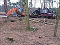 Forestry Vehicles, Wisley Common - geograph.org.uk - 1088999.jpg