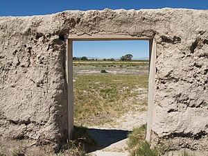 National Register of Historic Places listings in Millard County, Utah - Image: Fort Desert By Phil Konstantin