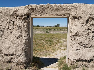 National Register of Historic Places listings in Millard County, Utah - Image: Fort Desert By Phil Konstantin