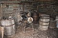 Fort Bridger Wagon shed 1789.jpg