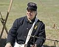 Fort Monroe Civil War encampment Virginia Hampton (33635726382).JPG
