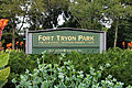 Fort Tryon Park Entrance.JPG