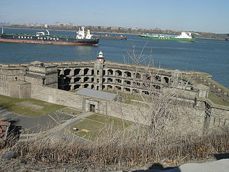 Fort Wadsworth - Battery Weed at Fort Wadsworth