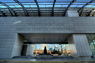 Fortabat Art Collection - The Fortabat Art Collection in the Puerto madero section of Buenos Aires