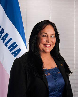 Rose de Freitas - Image: Foto oficial de Rose de Freitas