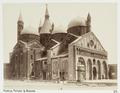 Fotografi av Padova. Tempio S. Antonio - Hallwylska museet - 104931.tif