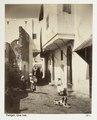 Fotografi av Tanger. Une rue - Hallwylska museet - 104957.tif