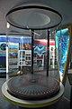 Foucault Pendulum - Earth Exploration Hall - Science City - Kolkata 2010-06-25 6279.JPG