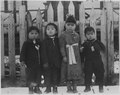 Four young Indian children - NARA - 297502.tif