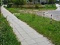 Früherer Zustand, Einmündung der Osdorfer Straße in die Mahlower - panoramio.jpg