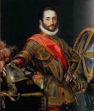 Francesco Maria II della Rovere, Duke of Urbino - Francesco Maria II della Rovere, by Federico Barocci (1572)