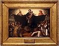 Francisco de holanda (attr.), nostra signora di belém e discesa di cristo al limbo, 1550-53.jpg