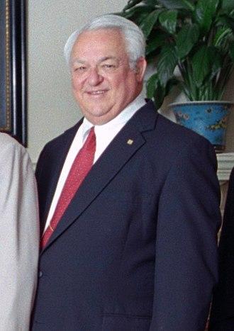 Frank D. White - White in 1995