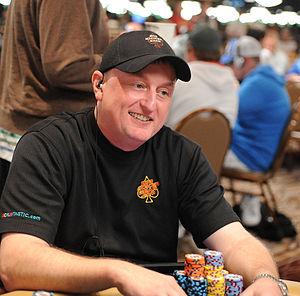 Frank Kassela - Kassela at the 2010 World Series of Poker