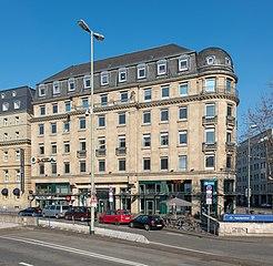 Frankfurt Poststraße 2–4.Düsseldorfer Straße 1–7.Hotel Hohenzollern.20130401.jpg