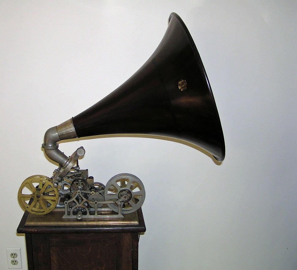 Franklin C. Goodale Tape Recorder D