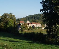 Fransèches village.jpg