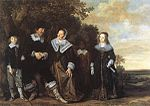 Frans Hals - Family Group in a Landscape - WGA11154.jpg