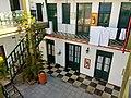 Fray Bentos Hotel Colonial courtyard.jpg