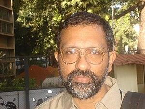 Frederick Noronha - Frederick Noronha in 2006