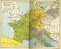 French Empire and Central Europe 1811 Political Divisions.jpg