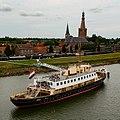 Friesland ship, 1956, in Medemblik.jpg