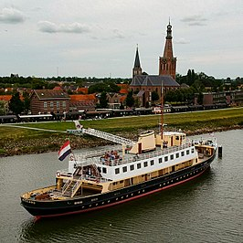 Friesland ship, 1956, in Medemblik.jpg