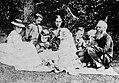 Frith, Francis - Francis Frith mit der Familie (Zeno Fotografie).jpg
