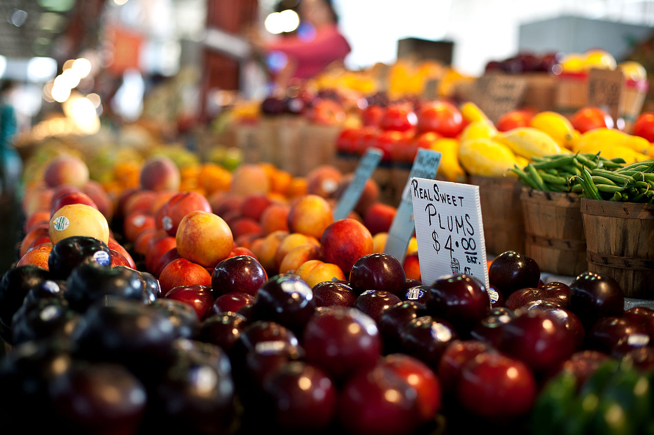 File:Fruit at Dallas farmers' market, Texas.jpg ...