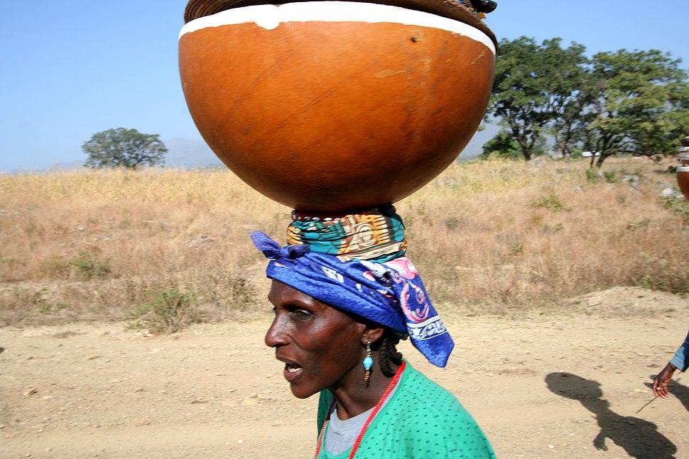 Fulani woman West Africa