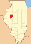 Fulton County Illinois 1825