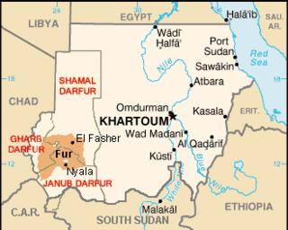 Fur language language of the Fur of Darfur in western Sudan