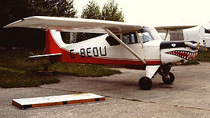 Scheibe SF-23 Sperling - SF-23C