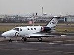 G-FLBK Cessna Citation Mustang 510 Blink Ltd (32194498073).jpg