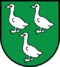 Coat of Arms of Gänsbrunnen