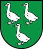 Coat of Arms of Gänsbrunnen