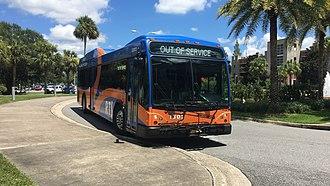 Gainesville Regional Transit System - Center