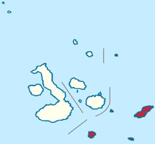San Cristóbal Canton Canton in Galápagos Province, Ecuador