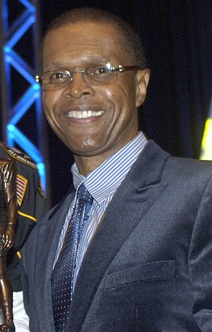 Gale Sayers - Sayers in January 2008