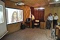 Ganga Singh Rautela Skyping With Natalie Batalha - Professional Enrichment Programme On Astronomy Awareness - NCSM - Kolkata 2011-09-20 5356.JPG