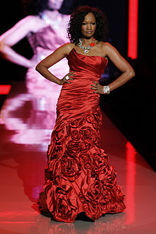 Garcelle Beauvais at Heart Truth 2011.jpg